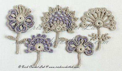 Irish Crochet Lab