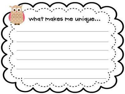 The Little White Owl writing prompt