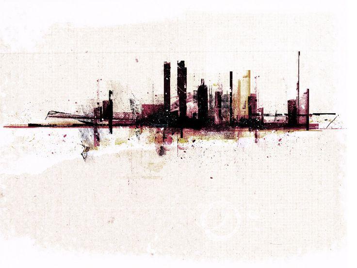 dirty city by ~muskawo on deviantART