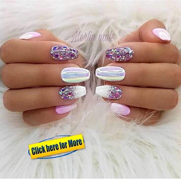 20 Trending Winter Nail Colours Design Ideas For 2019 Nail