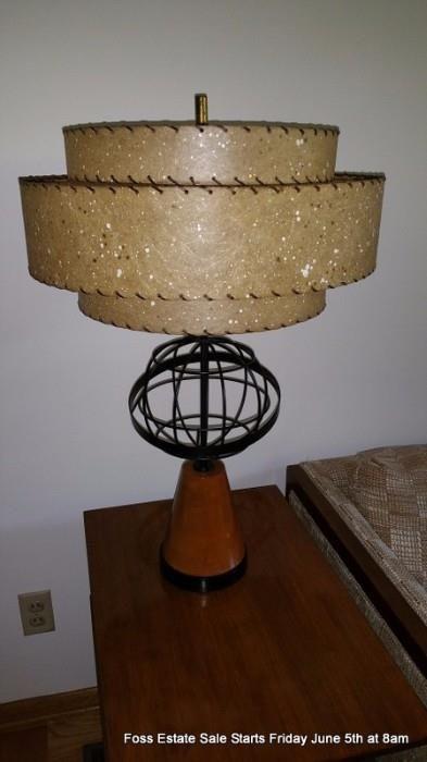 Found on EstateSales.NET: Centruy 21 Lamps