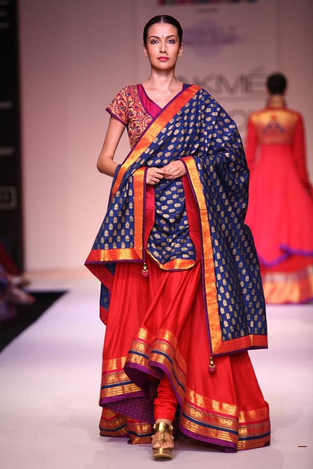 Shruti Sancheti - Lakme Fashion Week Winter/Festive 2013