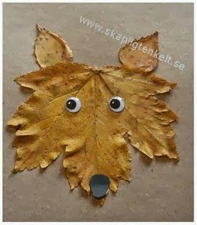Skapligt Enkelt: Pysseltips för hösten