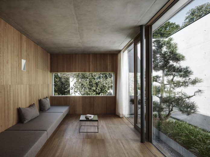 Shockingly beautiful concrete home designed by Marte.Marte Architects in Austria - CAANdesign | Architecture and home design blog