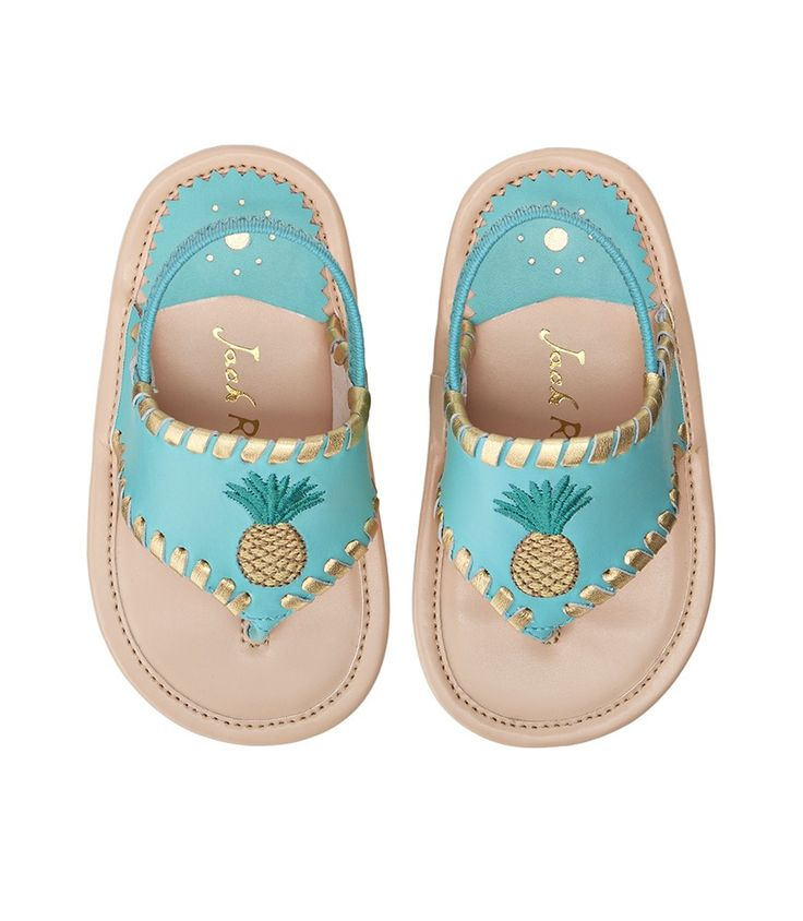 Exclusive Baby Pineapple Sandal | Jack Rogers