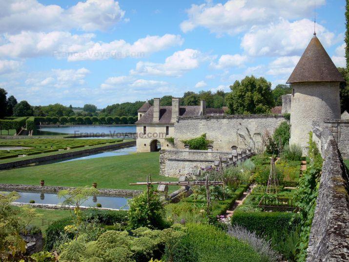 Les 95 meilleures images concernant visite a faire en ile de france sur pinterest - Jardin romantique definition nantes ...
