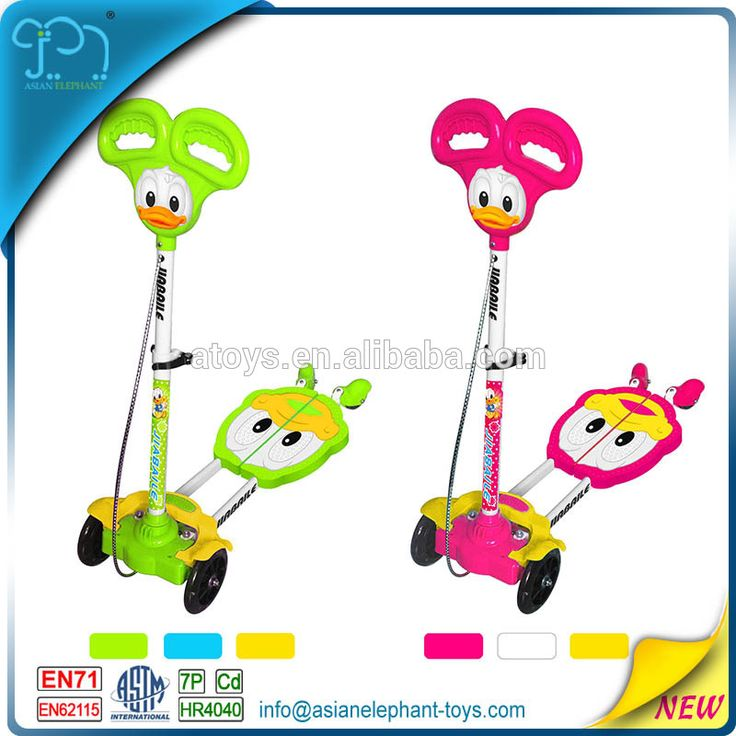 Big Wheel Scooter For Sale With Logo Cheap Scooter For Kids Fox Pro Stunt Scooter With ASTM