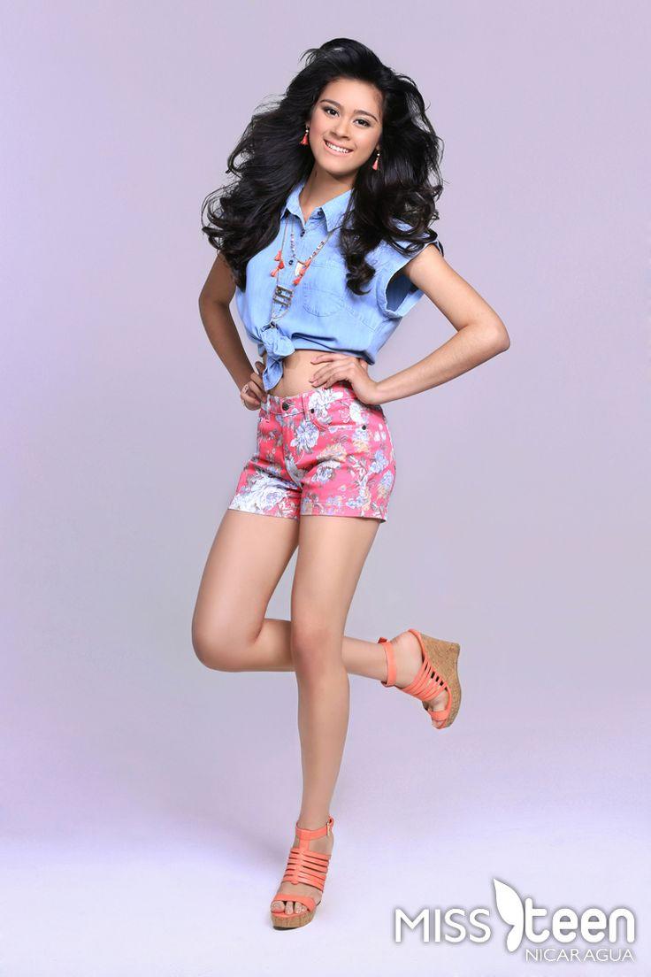 Crislyng Meneses, candidata a #MissTeenNica 2015. 16 años - Estelí. ¡Clic para conocerla! http://www.missteennicaragua.com/candidata/crislyng-meneses/