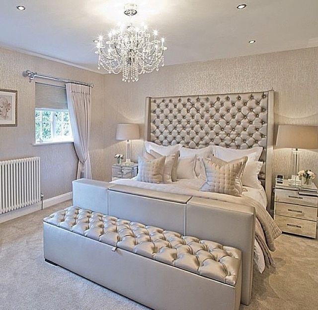 White Luxury Bedroom: Best 25+ Romantic Bedroom Colors Ideas On Pinterest