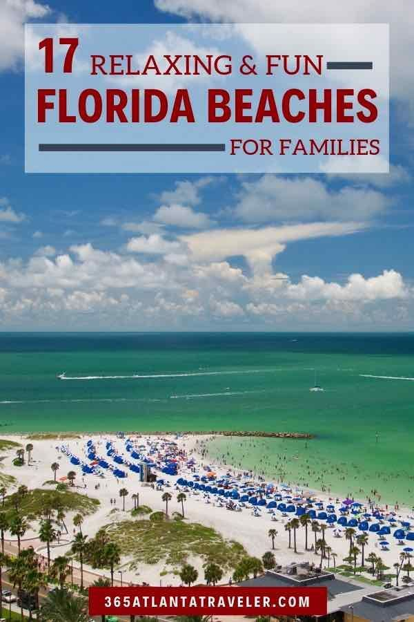 Best Florida Beaches For Fun And Relaxation With Kids Planning A Florida Beach Vacation But Can Best Island Vacation Florida Beaches Vacation Florida Beaches