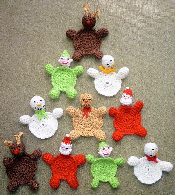 1000+ Ideas About Rainbow Loom Christmas On Pinterest