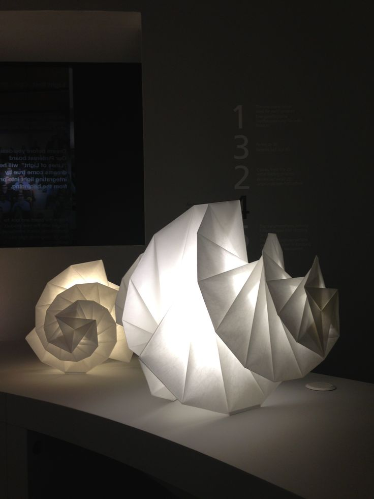 Issey Miyake Lamps For Artemide Photo By Karen Ruby Design Pinterest Lighting
