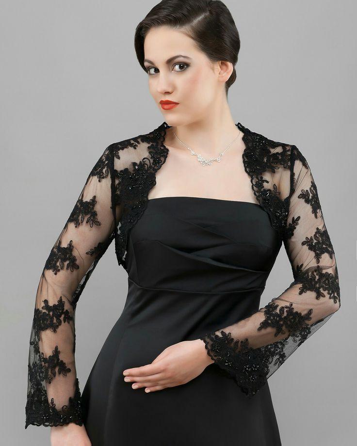 Evening dress bolero gustavo