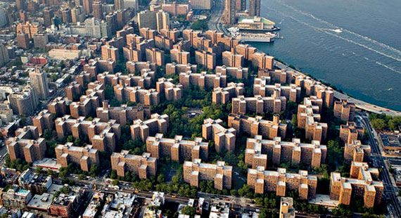 New Yorkers can apply for affordable units at Stuyvesant Town-Peter Cooper Village through an online housing lottery.