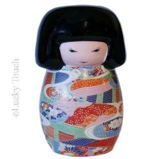 Japanse spaarpot
