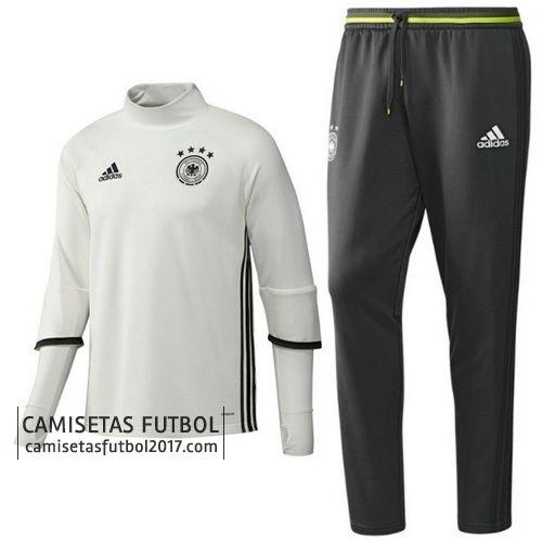 Adidas Chandal Alemania eurocopa 2016 blanco €39,9