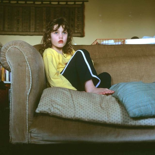 Colin Pantall | Sofa Portraits