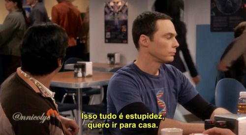 The Big Bang Theory 10x09 - The Geology Elevation