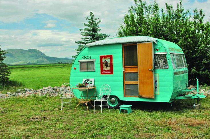 41 Best Glamping Images On Pinterest Mobile Homes