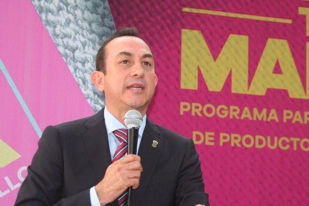Soto Sánchez dijo que se trabaja en el diseño de etiquetado NOM, registro de marca ante el Instituto Mexicano de Propiedad Industrial (IMPI) y análisis nutrimental NOM