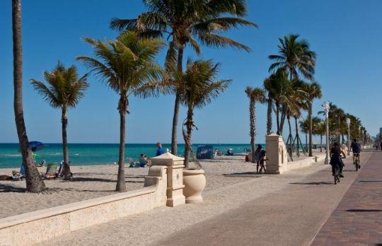 Broadwalk - Hollywood Florida - #hollywoodflorida