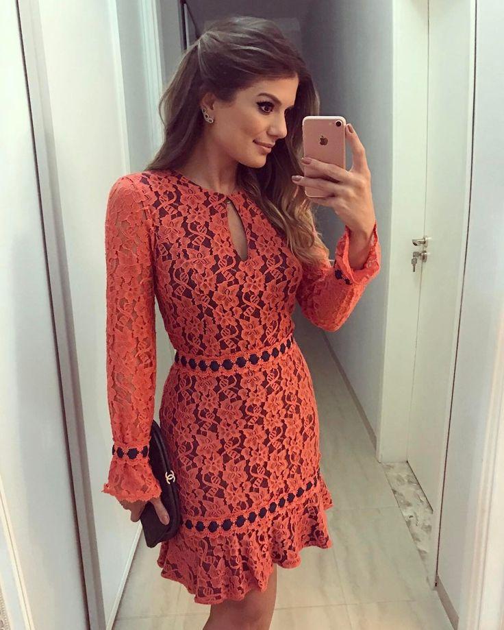 """10.3 mil curtidas, 97 comentários - Blog Trend Alert (@arianecanovas) no Instagram: """"De vestido @luziafazzollioficial  Vocês encontram na @lojadarebeca que envia a marca para todo…"""""""