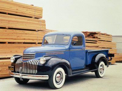 1941 Chevrolet Pickup 1/2 Ton Pickup Truck