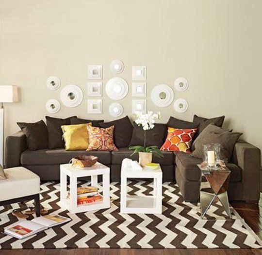 Furniture Focus: Chic Sectionals | Apartment Therapy