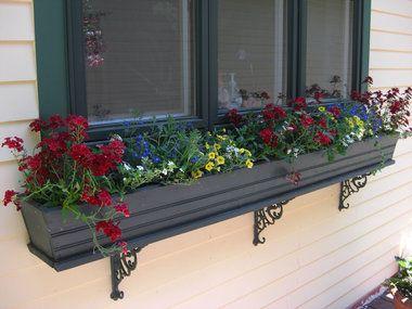 Build a window box that won't fall down   SILive.com