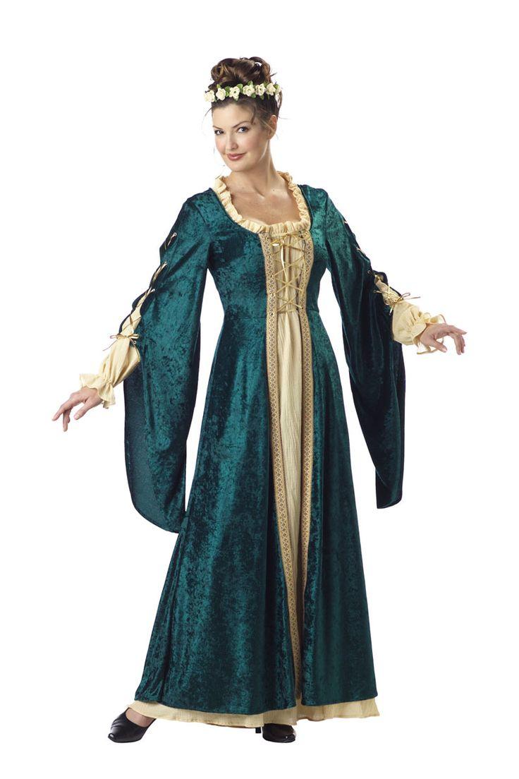 Renaissance Costumes | Adult Renaissance Maiden Costume