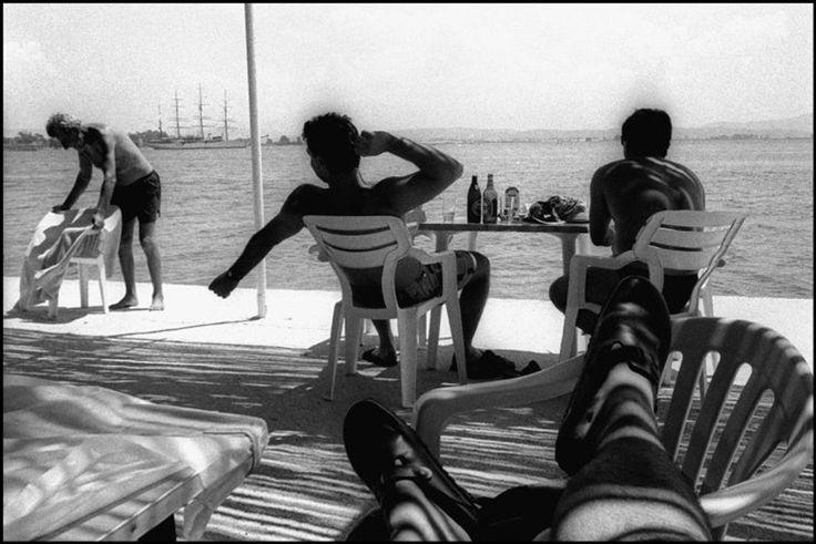 Nikos Economopoulos, © Magnum Photos.