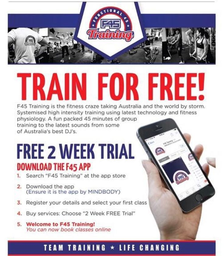 """F45 Twin Peaks (@f45twinpeaks) """"1 day to go for our Grand Opening of the Twin Peaks location !!! Step 1-Download the F45 Training…"""""""