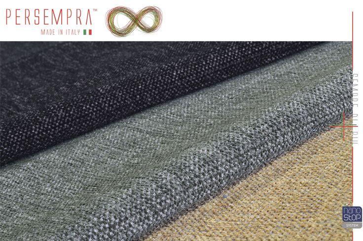 PERSEMPRA - лучшая мебельная ткань в Европе - больше, чем вы ожидали от #Italvelluti, больше, чем вы ожидали от мебели - больше, аж до бесконечности! #Persempra_innovation