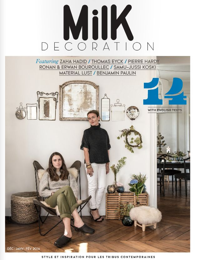 ◆◆ MilK DECORATION 14 est en kiosque ! ◆◆