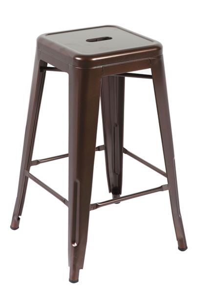 Buy Replica Tolix Stool 66cm Bronze Online at Factory Direct Prices w/FAST, Insured, Australia-Wide Shipping. Visit our Website or Phone 08-9477-3441