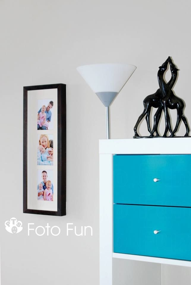 Framed images from PT´s Foto Fun displayed in houses