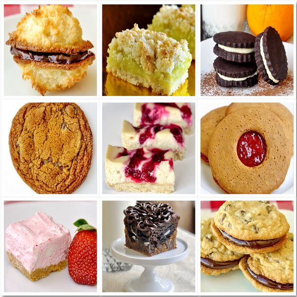 The Cookie Board by Rock Recipes - 86 cookie recipes and counting. My best cookie recipes from over 30 years of baking.
