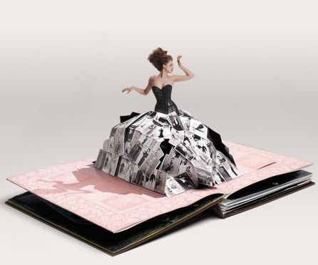 Neiman Marcus is not only a premiere shopping location, it's also a publishing house. Well, sort of. The Neiman Marcus Pop-Up Book, $125, is a limited-edition tome documenting the retailer's 100 year history