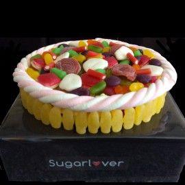 Pizza Sweet Cake