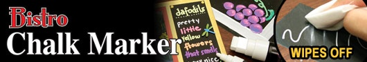 Bistro Chalk Marker -- $3.49 each