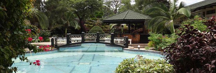 New Dodoma Hotel: located centrally in #Dodoma