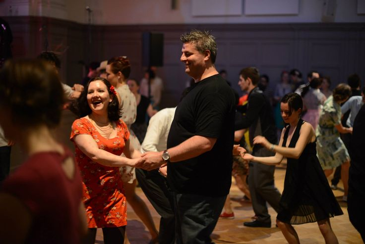 London Swing Festival, June 2014.