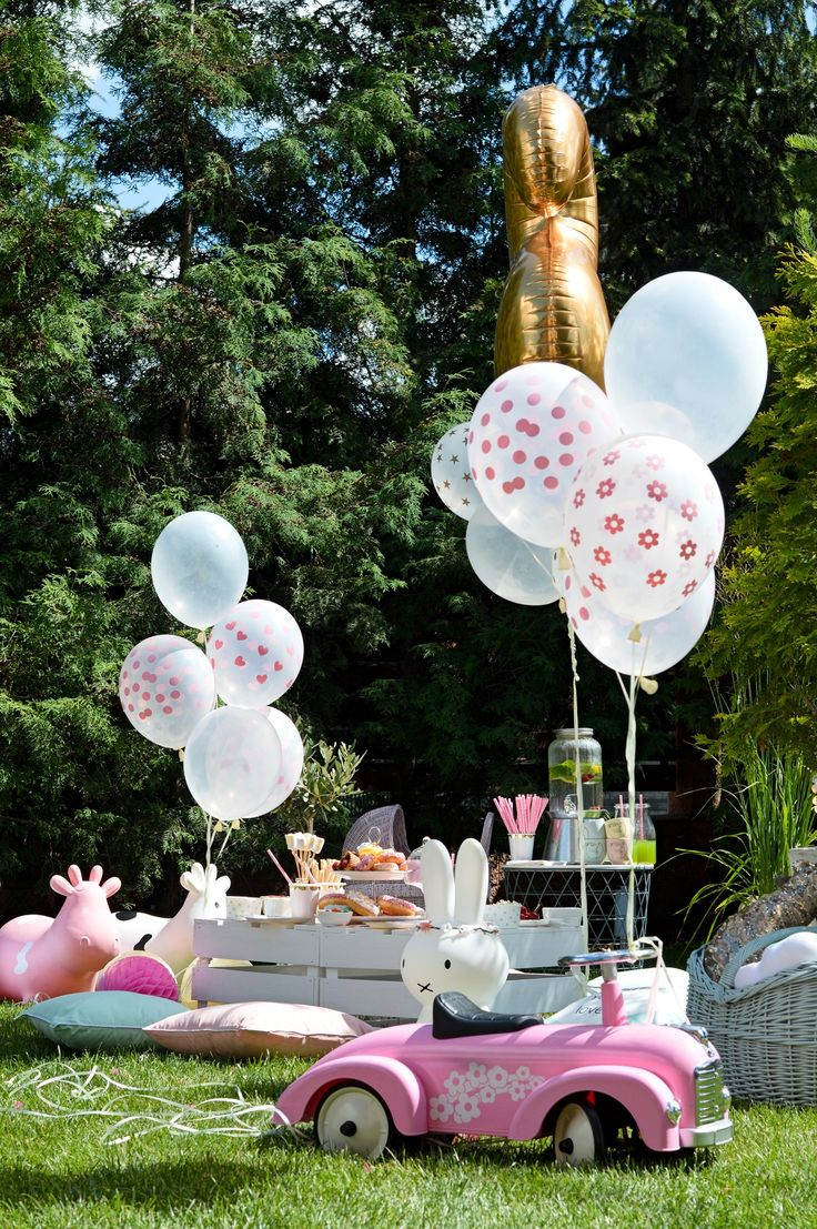 Garden party | wooden chest | party | white box | organizer | gardentable | toysbox | kids <3