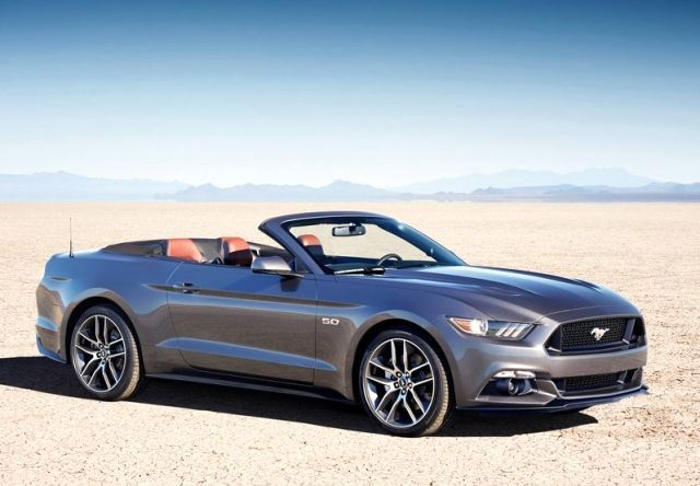 2015 FORD MUSTANG CABRIO, 2015 FORD MUSTANG Convertible