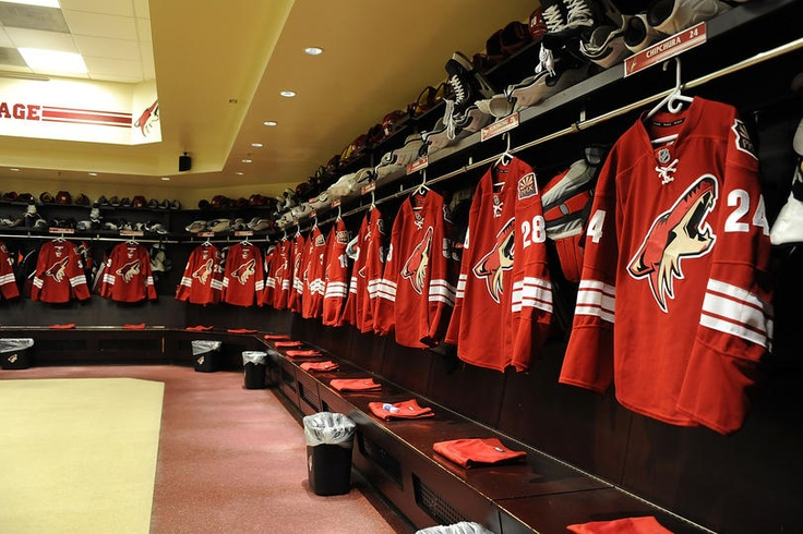 Coyotes, The o'jays and Lockers on Pinterest