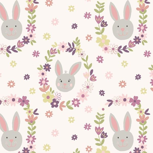 Bunny Garden -  Bunny Wreath £3 http://www.thehomemakery.co.uk/bunny-garden-bunny-wreath