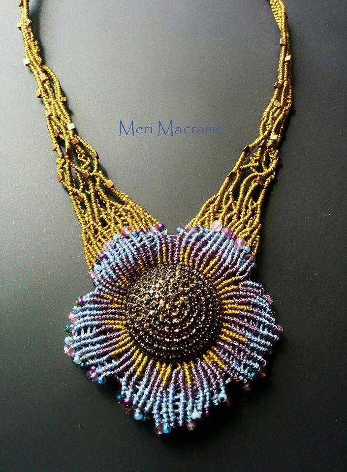 Macrame Art Macrame Knots Micro Macrame Macrame