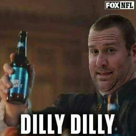 DILLY DILLY, LOL