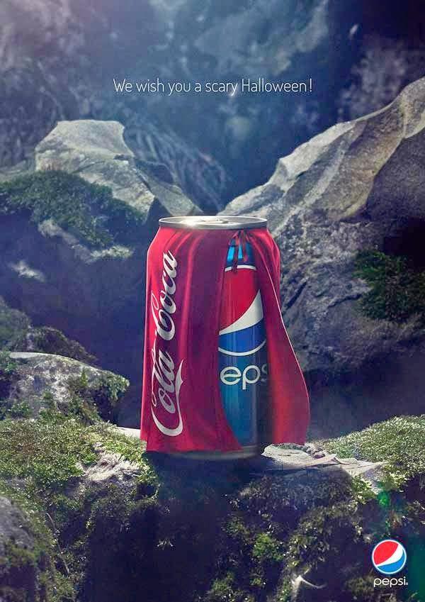 Pepsi: Halloween