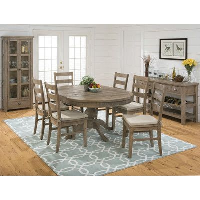 Jofran Slater Mill Extendable Dining Table & Reviews   Wayfair